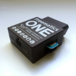 Vehicle telematics made easy with open-source hardware