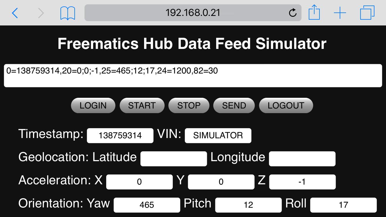 Freematics – Freematics Hub
