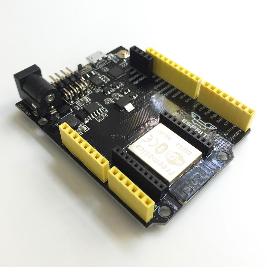Freematics – Freematics Esprit – Arduino Cellular/WiFi