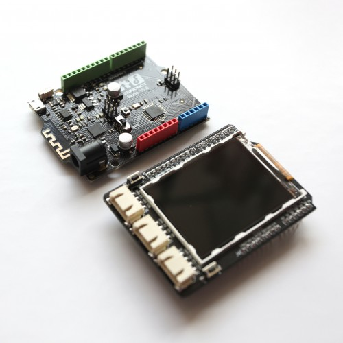 Bluno arduino uno with bluetooth low energy ble