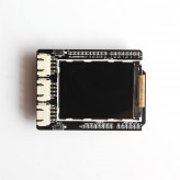"Freematics 2.2"" TFT LCD Shield for Arduino"