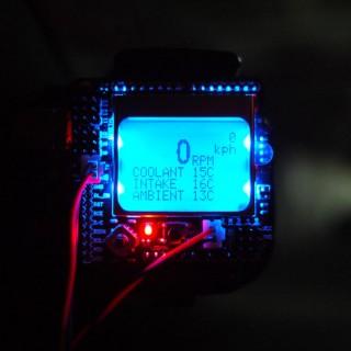 DFRobot LCD4884 Shield