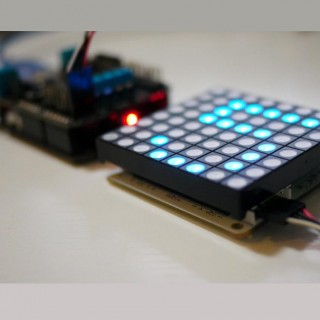 Arduino RGB LED Matrix