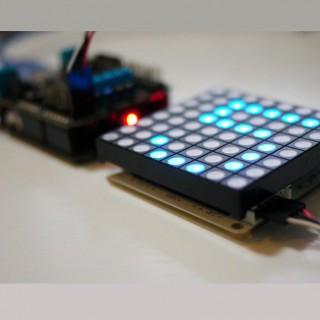 Arduino RGB LED Matrix