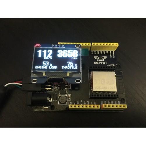 Freematics ESP32 OBD Kit