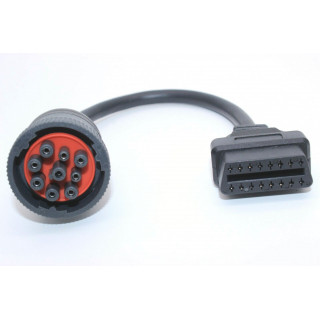 J1939 to OBD2 Adapter Cable