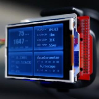 OBD-II Telematics Kickstarter Kit (Compact Arduino MEGA)