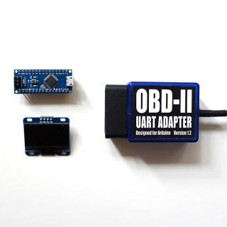 Freematics Nano Kit (Arduino Nano based)