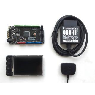 OBD-II Telematics Advanced Kit (Arduino MEGA)