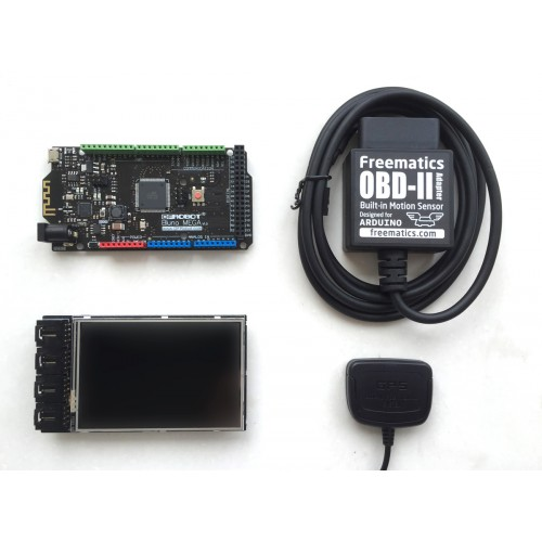 Freematics Mega Kit (Arduino Mega based)