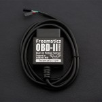 Freematics OBD-II UART Adapter V2.1 (for Arduino)